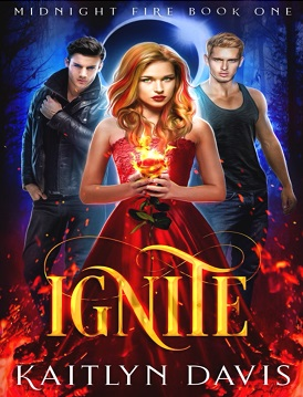 Ignite Midnight Fire Series, Book 1